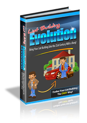 List Building Evolution will change the way you make money forever